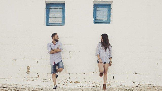 """Preboda """"mar y montaña"""". Gavilà fotografía. Fotógrafo de bodas en Alicante"""
